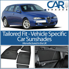 Alfa Romeo 156 Sp Wag. 97-06 CAR WINDOW SUN SHADE BABY SEAT CHILD BOOSTER BLIND