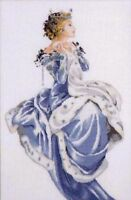 MIRABILIA Cross Stitch PATTERN ONLY MD13 Winter Queen