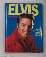 THREE ELVIS BOOKS WITH COLOR PICTURES ~ ELVIS PRESLEY MEMORABILIA