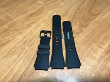 Samsung Gear S3 Silicon Band for Gear S3 Frontier & S3 Classic - BLACK ORIGINAL