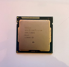 Intel Core i7-3770K 3.5 GHz QUAD CORE Processor