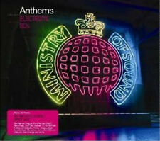 Various Artists : Ministry of Sound Anthems: Electronic 80s CD 3 discs (2009)