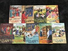 St Clare's Enid Blyton 9 Books Collection Set (Kitty at St Clare's) Brand New