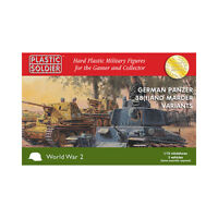 Panzer 38T and Marder options - Plastic Soldier WW2V20019 - P3