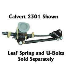 Calvert Racing 3701 CalTrac Low Profile Traction Bars - 1983-2004 S10/S15 Trucks