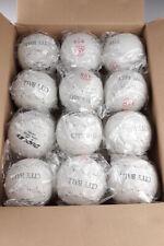 12 Dudley City Ball Softball Sk-12Nd Official Certified Asa Leather 12 lot Dozen