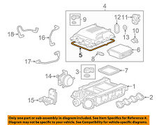 GM OEM Supercharger-Cover Assembly Gasket 12613457