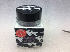 BENEFIT-CREASELESS CREAM SHADOW/LINER-PURPLE SNAP-0.16 OZ.-NIB!! GREAT SHADE!!