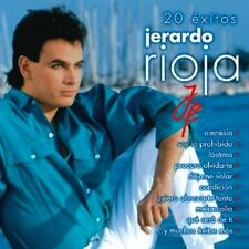 JERARDO 20 Exitos CD con temas de telenovela ATRAPADA y NUEVO AMANECER ( Rioja