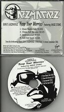 Gang Starr GURU Jazzmatazz & ANGIE STONE Keep INSTRUMENTAL PROMO DJ CD single