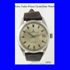 De Colección Reloj Rolex Tudor menta Oysterdate Prince 1974