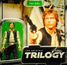 Star Wars Vintage Retro ANH Han Solo Millenium Falcon Pilot MOC Unpunched Figure