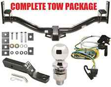 2002-2003 FORD EXPLORER SPORT TRAC COMPLETE TRAILER HITCH PACKAGE ~ NO DRILLING