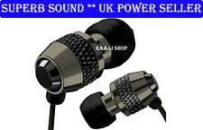 IN EAR HEADPHONE EARPHONES FOR BLACKBERRY STORM2 9520