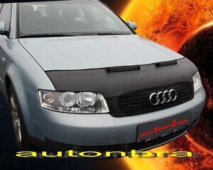BONNET BRA for Audi A4 B6 8E 2000 - 2004 STONEGUARD Car Bra Tuning