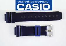 Casio G-Shock ORIGINAL Watch Band G-5600CC Strap METALLIC BLUE DW-6900CC