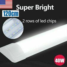4Ft Led Shop Light 6000K Daylight Fixture Led Ceiling Lights Garage Lamp
