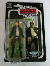 """STAR WARS HAN SOLO BESPIN 40TH ANNIVERSARY BLACK SERIES 6"""" ACTION FIGURE NEW MIB"""