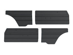 Escort Mk1 Inner Door & Rear Quarter Card Set - Classic Type Panel Cards