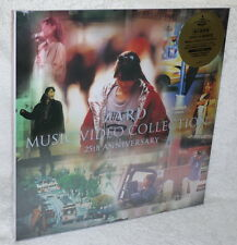 Zard Music Video Collection 25th Anniversary Taiwan 5-DVD (Special Package)