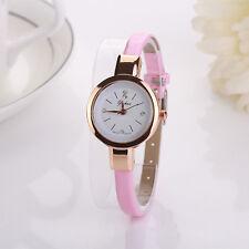 Women Watch Ladies Quartz Watch Round Analog Bracelet Dress Wrist Watch