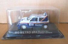 MG Metro 6R4 RAC Rally 1986 J.McRae scala 1/43