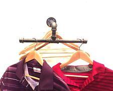 "12"" Pipe Wall Rack - Clothing Rack, Closet Organization, Retail Display"