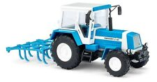 """HS Busch 50418  """"Traktor Fort. ZT323  +Schwergrub.B365/A03""""  blau"""