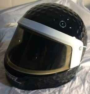 """Vintage helmet Schuberth Speed """"Golf Ball"""""""