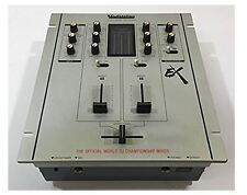Technics SH-EX1200-S SILVER color DMC Official Audio Mixer w/Tracking F/S (4.5)