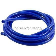 APE BLUE VACUUM HOSE 3MM X 3 METERS