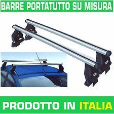 BARRE TETTO AUTO TEMA MENABO' portapacchi 130 AUDI A1 SPORTBACK 5p. ANNO 12>14