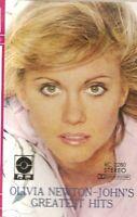 Olivia Newton-John ..Greatest Hits Import Cassette Tape