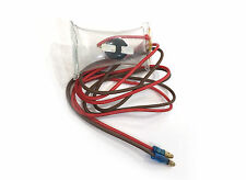 DEFROST TERMINATION B-METAL NO FUSE BROWN/RED WIRE RF190L