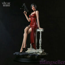 MISS WONG 1/4 V-001 SCALE STATUE Resident Evil Ada Wong figure Resin Statue