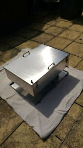 Oven Cleaning Dip Tank - Ready to be van mounted + 5 day Training Package