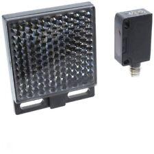 OPTEX S2R-350CN POLARIZED RETRO-REFLECTIVE 3.5M NPN M8 QD  MFGD