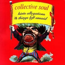 Collective Soul + CD + Hints, allegations and things left unsaid (1993)