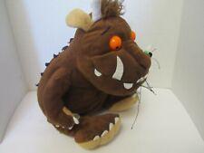 "GRUFFALO Plush Doll Toy Book Character Monster Donaldson/Scheffler 2011 13"""