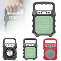 Portable 3D Wireless Blueteeth Speaker Outdoor MP3 Music Player USB/TF/Aux Input