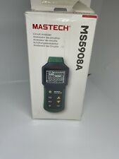 MASTECH LCD Circuit Analyzer MS5908A Low Voltage Distribution Line Fault Tester