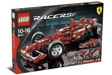 LEGO RACERS 8674 FERRARI F1 1:8 - NUOVO - SEALED - MISB - RARE