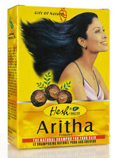 Hesh Aritha Herbal Ayurveda Powder The Natural Shampoo for Your Hair 100g