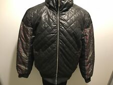 JEEP BOMBER JACKET WINTER OUTDOOR JACKET CAMO STYLE CASUAL MEN'S SIZE L RARE