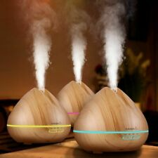 Easehold Essential LED Diffusor Aroma Luftbefeuchter Aromatherapie Ultraschall