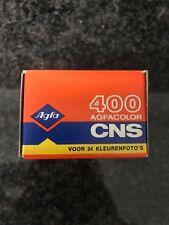 Agfa CNS 400 35mm expired film kodak fuji perutz lomo