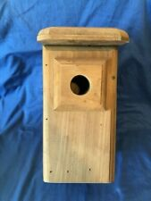 Coveside Conservation Products Bluebird House Threatened and Endangered Habitats