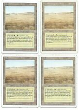 Magic MTG 4x Savannah Revised Playset Dual Land Duals www_MoxBeta_com