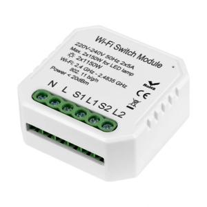 WiFi TUYA SMART Controller, Relais