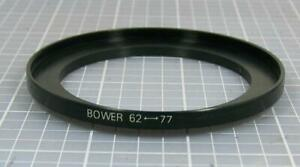 Bower 62-77mm Aluminum Step-Up Ring